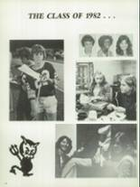 1982 Dreher High School Yearbook Page 150 & 151