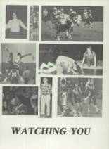 1982 Dreher High School Yearbook Page 166 & 167