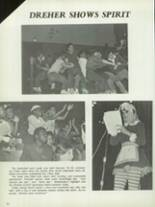 1982 Dreher High School Yearbook Page 190 & 191