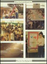 1981 Linville High School Yearbook Page 10 & 11