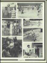 1981 Linville High School Yearbook Page 12 & 13