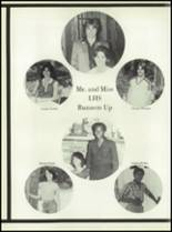 1981 Linville High School Yearbook Page 16 & 17