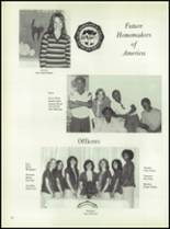 1981 Linville High School Yearbook Page 22 & 23
