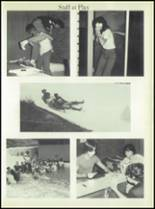 1981 Linville High School Yearbook Page 26 & 27