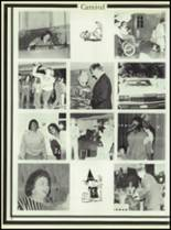 1981 Linville High School Yearbook Page 28 & 29