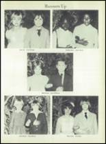 1981 Linville High School Yearbook Page 30 & 31