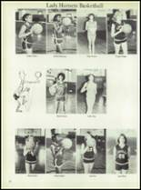 1981 Linville High School Yearbook Page 36 & 37