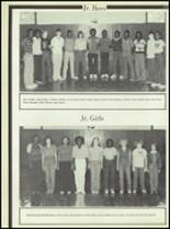 1981 Linville High School Yearbook Page 38 & 39