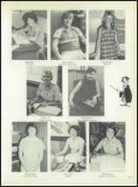 1981 Linville High School Yearbook Page 46 & 47