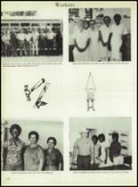 1981 Linville High School Yearbook Page 48 & 49