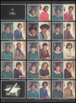 1981 Linville High School Yearbook Page 50 & 51