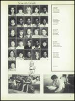 1981 Linville High School Yearbook Page 60 & 61