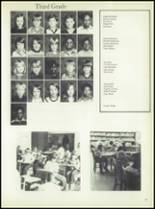 1981 Linville High School Yearbook Page 64 & 65