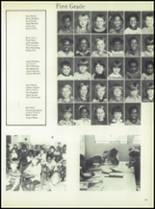 1981 Linville High School Yearbook Page 66 & 67