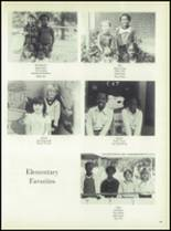 1981 Linville High School Yearbook Page 68 & 69