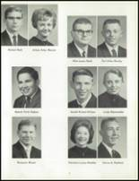 1963 The Dalles High School Yearbook Page 10 & 11