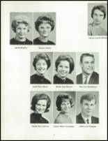 1963 The Dalles High School Yearbook Page 12 & 13