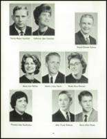 1963 The Dalles High School Yearbook Page 14 & 15
