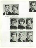 1963 The Dalles High School Yearbook Page 16 & 17