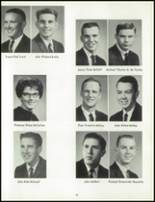 1963 The Dalles High School Yearbook Page 18 & 19