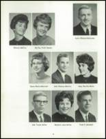 1963 The Dalles High School Yearbook Page 20 & 21