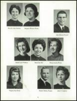 1963 The Dalles High School Yearbook Page 22 & 23