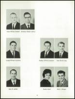 1963 The Dalles High School Yearbook Page 28 & 29