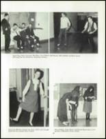 1963 The Dalles High School Yearbook Page 30 & 31