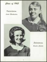 1963 The Dalles High School Yearbook Page 32 & 33
