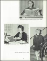 1963 The Dalles High School Yearbook Page 42 & 43