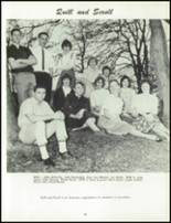 1963 The Dalles High School Yearbook Page 46 & 47