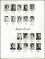 1963 The Dalles High School Yearbook Page 48 & 49
