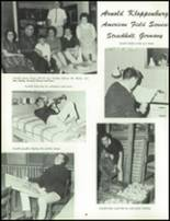 1963 The Dalles High School Yearbook Page 50 & 51