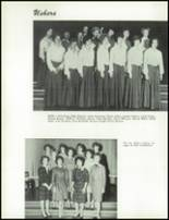 1963 The Dalles High School Yearbook Page 52 & 53