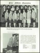 1963 The Dalles High School Yearbook Page 54 & 55