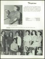 1963 The Dalles High School Yearbook Page 56 & 57
