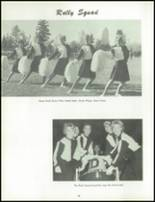 1963 The Dalles High School Yearbook Page 58 & 59