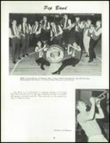 1963 The Dalles High School Yearbook Page 62 & 63