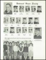 1963 The Dalles High School Yearbook Page 64 & 65