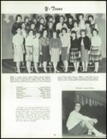 1963 The Dalles High School Yearbook Page 66 & 67