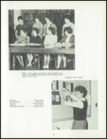 1963 The Dalles High School Yearbook Page 68 & 69