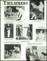 1963 The Dalles High School Yearbook Page 70 & 71