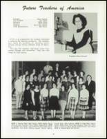 1963 The Dalles High School Yearbook Page 74 & 75
