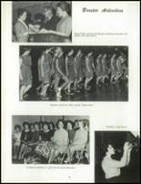 1963 The Dalles High School Yearbook Page 78 & 79