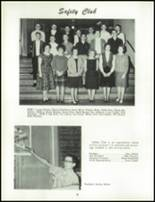 1963 The Dalles High School Yearbook Page 80 & 81
