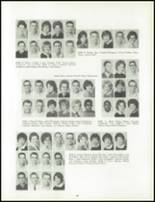 1963 The Dalles High School Yearbook Page 84 & 85