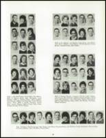 1963 The Dalles High School Yearbook Page 86 & 87