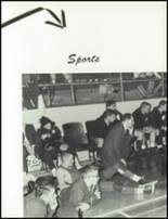 1963 The Dalles High School Yearbook Page 92 & 93