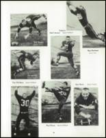 1963 The Dalles High School Yearbook Page 94 & 95