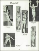 1963 The Dalles High School Yearbook Page 100 & 101